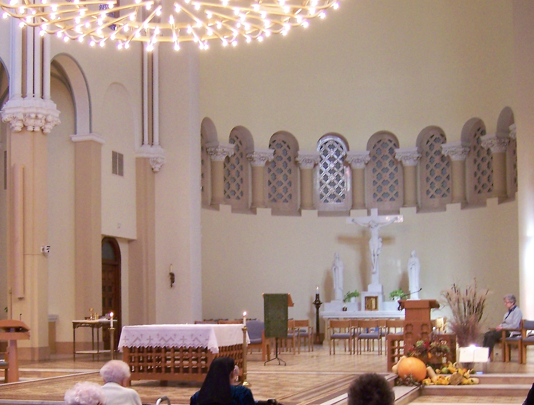 Our Lady of Good Counsel, Mankato, Minnesota - chapel