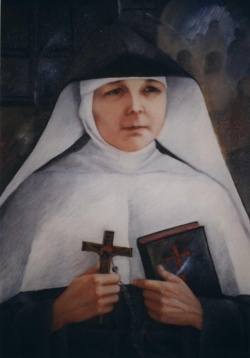 Blessed M. Antonina, patron of Shalom