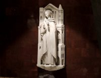 Generalate Chapel statues: Mary, Mother of the Congregation