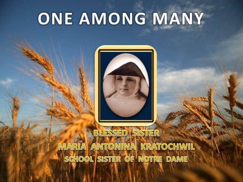 Life of Blessed M. Antonina - slide presentation