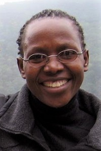Sister Carolyn Aneya (AF), general councilor-elect
