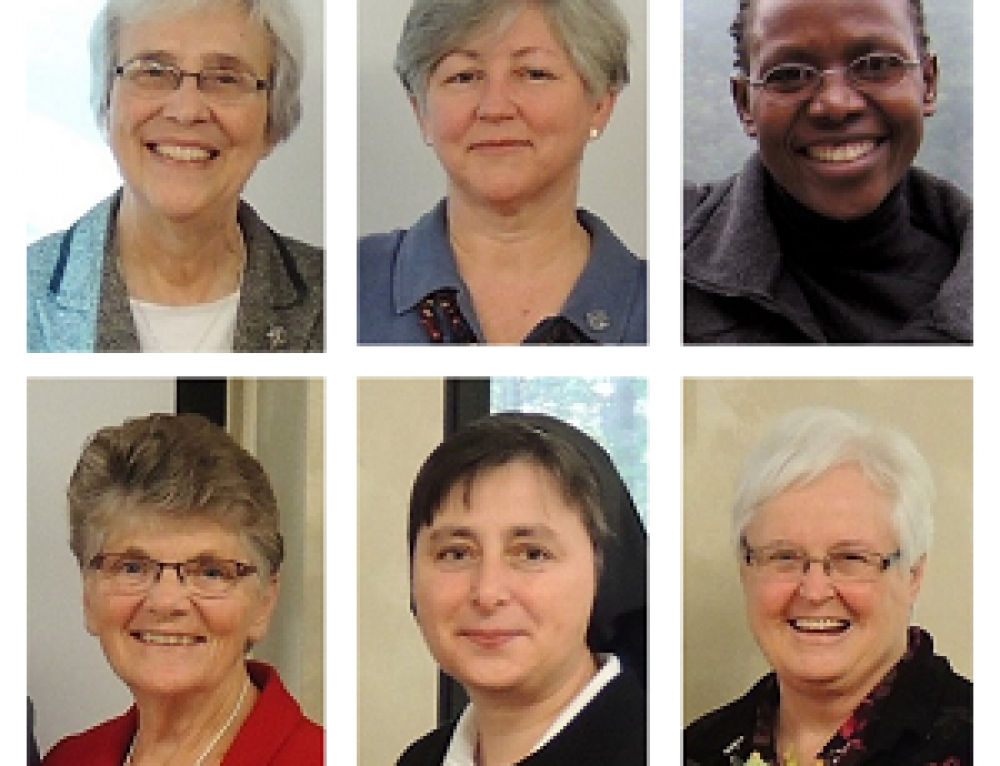 School Sisters of Notre Dame elect international leadership team and set future direction