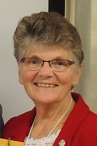 Sister Julianne Lattner (AM), general councilor-elect