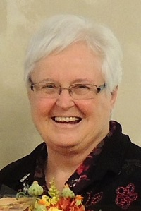 Sister Kathleen Storms (CP), general councilor-elect