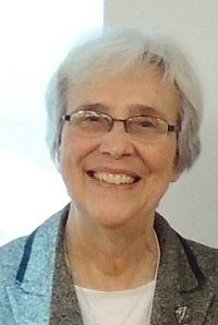 Sister Roxanne Schares (AF), general superior-elect