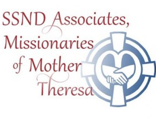 December 20: SSND Associates, Missionaries of Mother Theresa