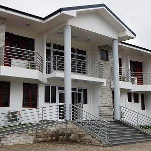 AF Provincial House, Ghana, 2020.