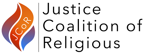 Justice Coalition of Religious logo