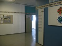 OR-IT school hall, Vienna, Austria