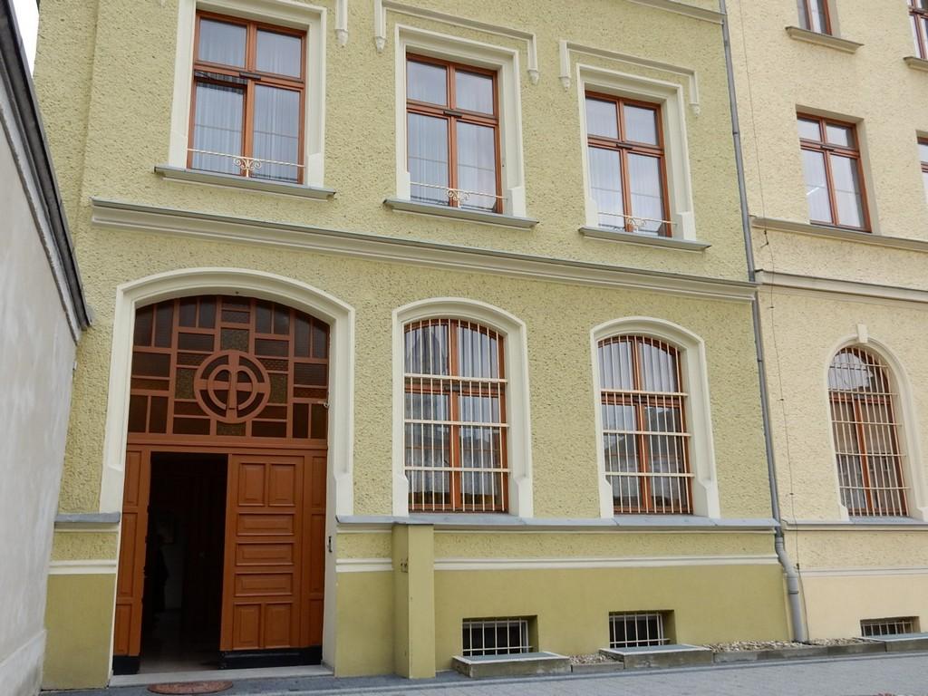 Opole, Poland -entrance