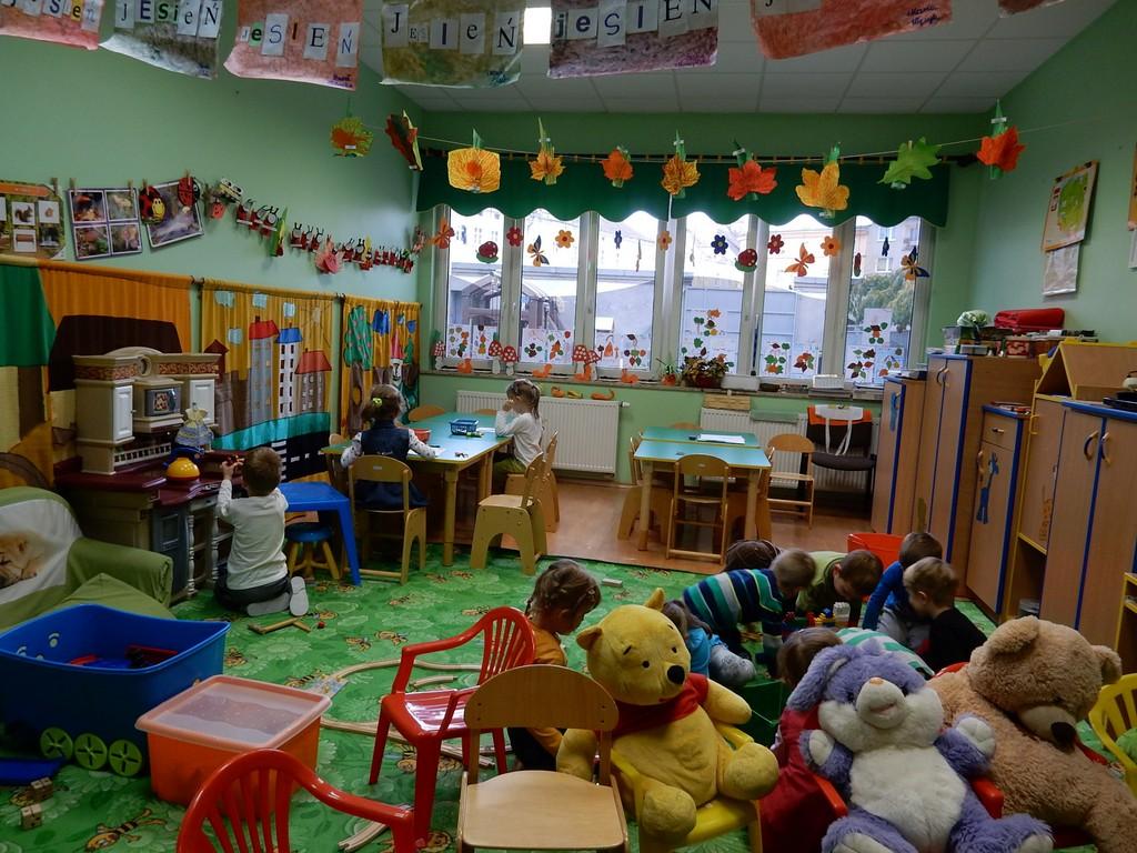 Opole, Polen - Kindergarten