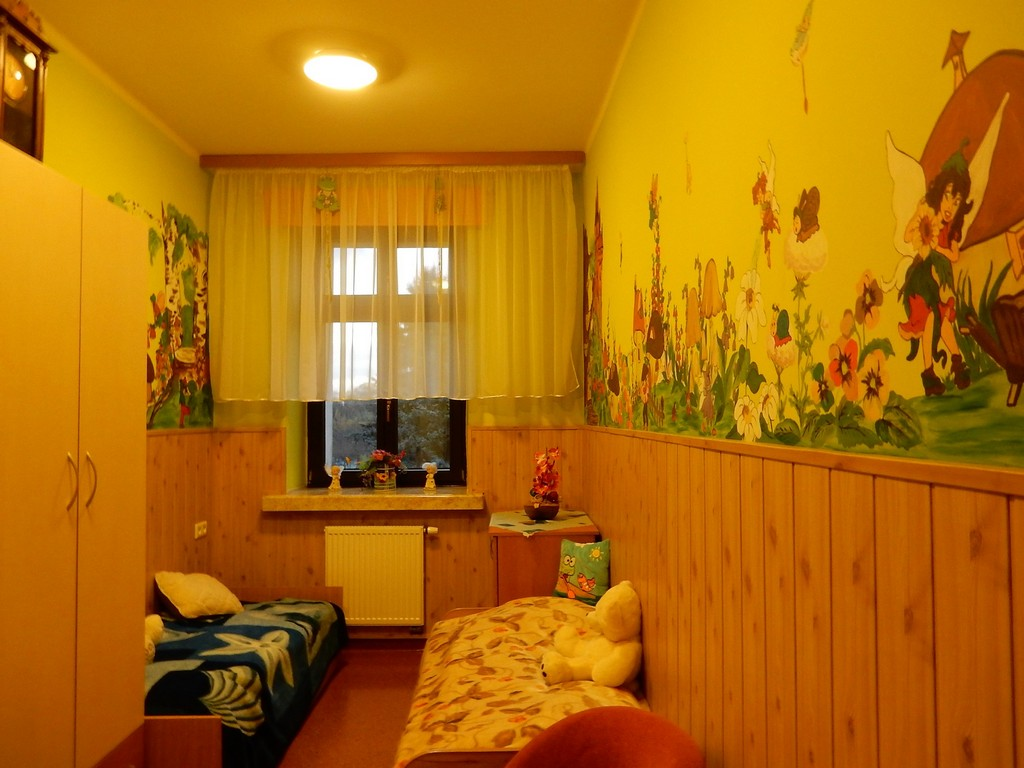 Strumien, Poland - home for disabled boys