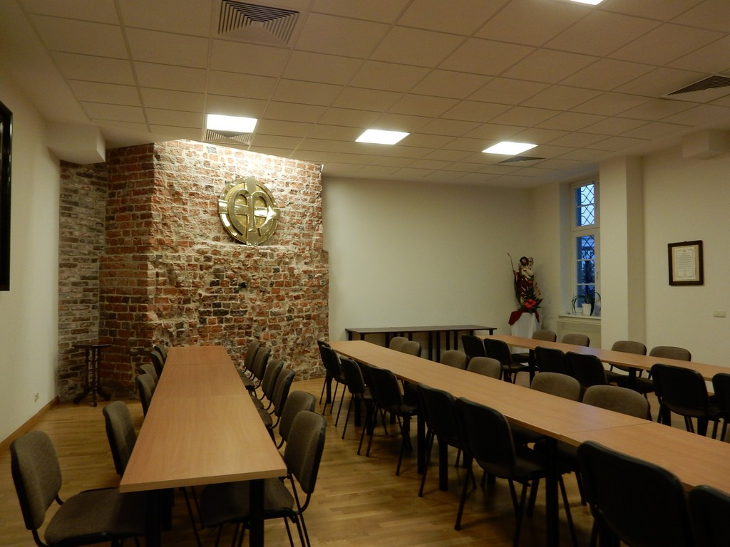 Wrocław, Poland - conference room