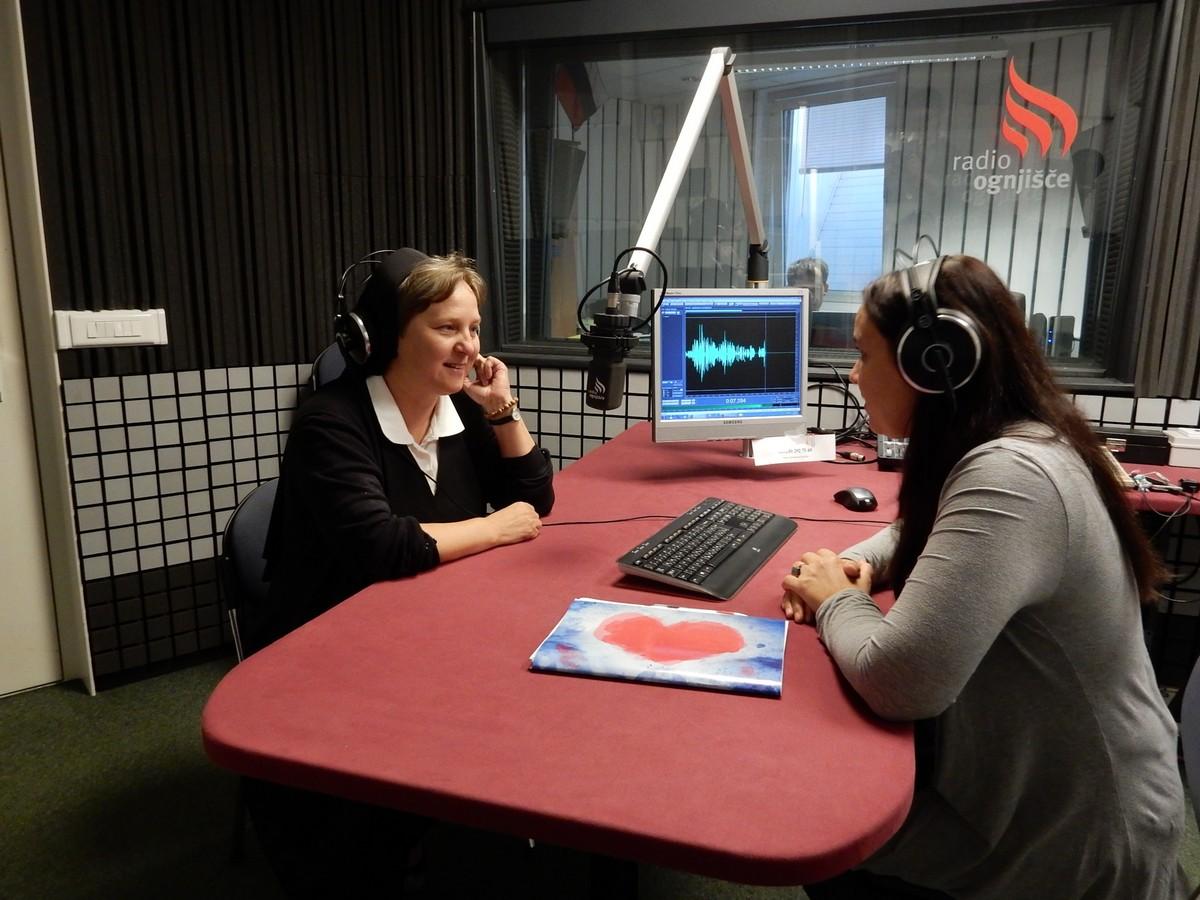Ljubljana, Slovenia - radio program