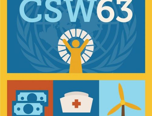 Iskolanővérek a CSW63-on