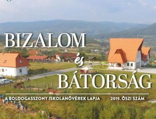 Bizalom és Bátorság / Trust and Dare