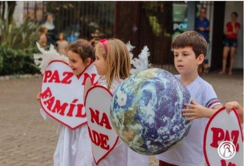 Colégio Nossa Senhora da Glória - Peace Day 2019