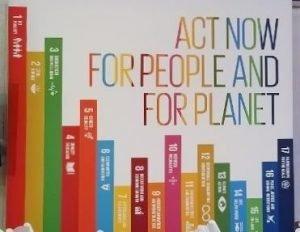 Aja agora para o povo  e pelo planeta.